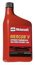 Motorcraft Mercon V Automatic Transmission Fluid XT5QM 1 Quart Bottle | eBay