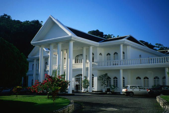 JAMAICAN HOMES AND APARTMENTS