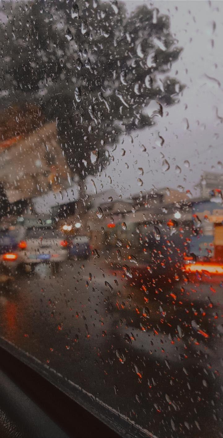 Wallpaper Air Hujan