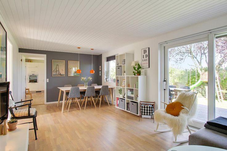 Aarhus es la segunda ciudad más grande de Dinamarca y este año es la capital europea de la cultura. Algunos de sus habitantes viven en casas como esta.
