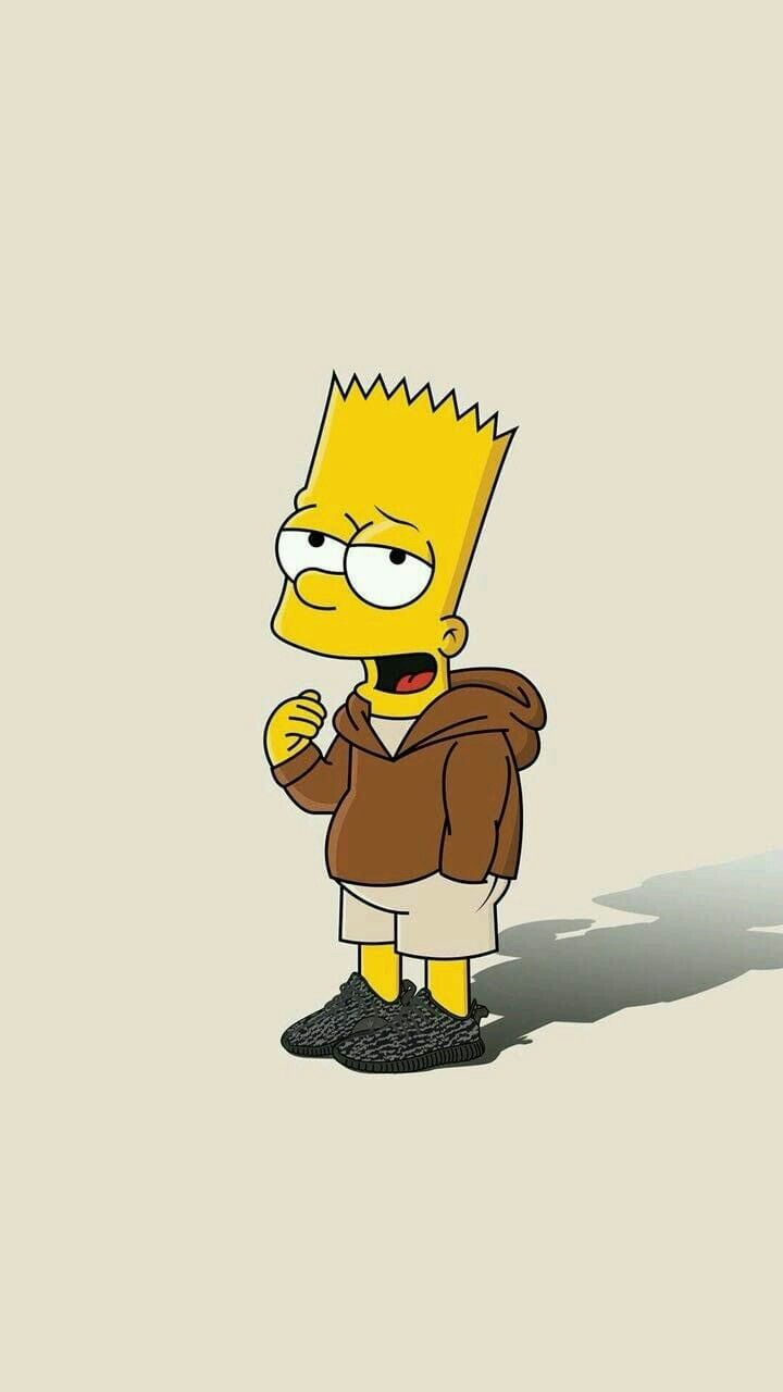 Pin By Ashlen Morgan On Wallpapers Simpson Wallpaper Iphone Bart Simpson Art Simpsons Drawings