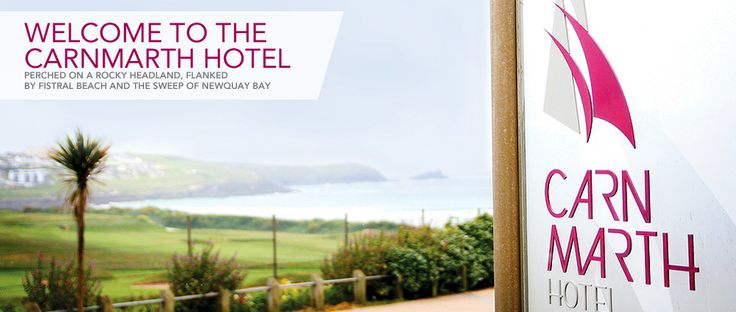Newquay Hotels, Fistral Beach | Hotel, Wedding Venue, Bar & RestaurantCarnmarth Hotel