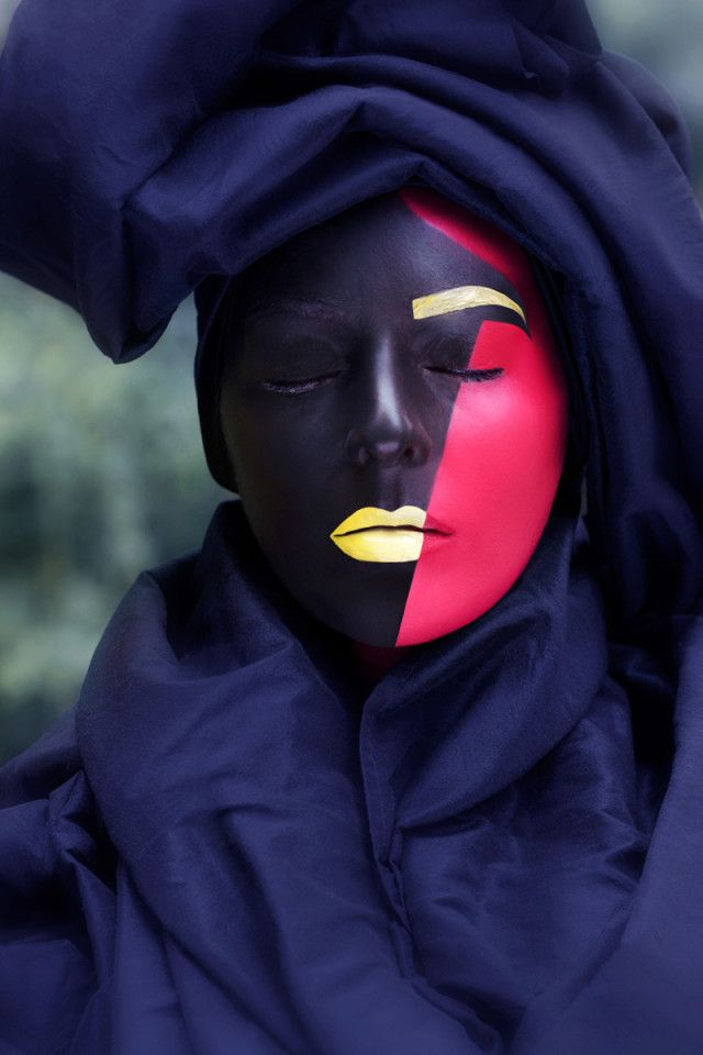 Manda Rose - Michelle Luna - make stylist by photog
