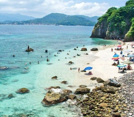 The Coral island, Rincón de Guayabitos, Mexico - Zonaturistica.com