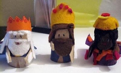 Reyes Magos con Olor a Corcho #Navidad #ChristmasTime