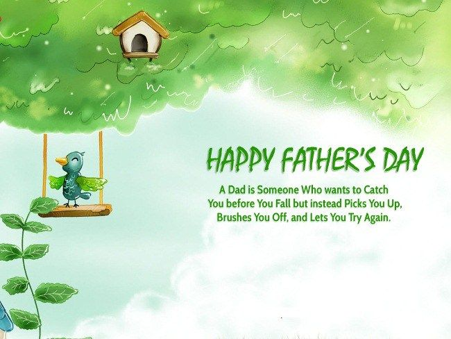 Happy Father's Day Images And Sayings 2018 For My Husband From Daughter#father...