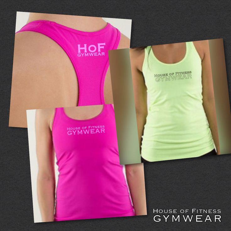 Ladies gymwear tops #hofgymwear #gym #clothing #fitness #fitfam #workout #fashion