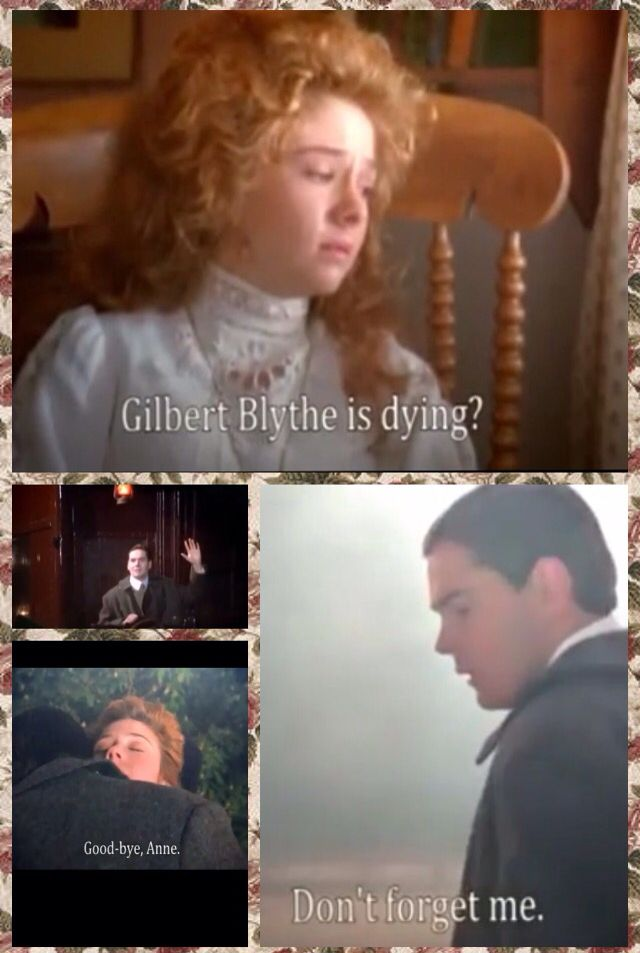 Rest in peace Gilbert Blythe Anne of Green gables Jonathan crombie rip