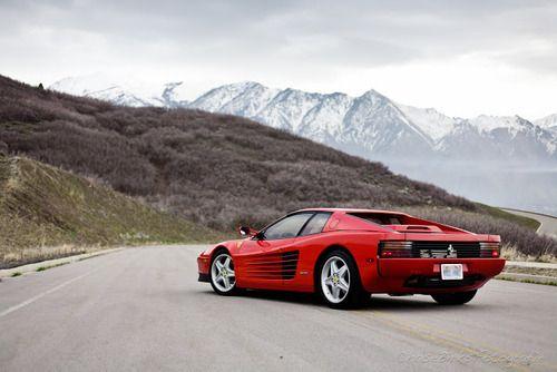 Ferrari Testarossa Cool Pinterest Ferrari And Wheels
