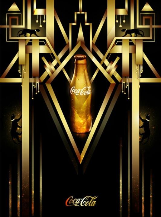 Coke - GREAT GATSBY