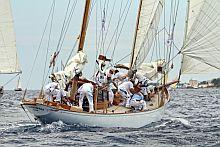 Spetses classic yacht race – a video report | Danae.Travel Blog