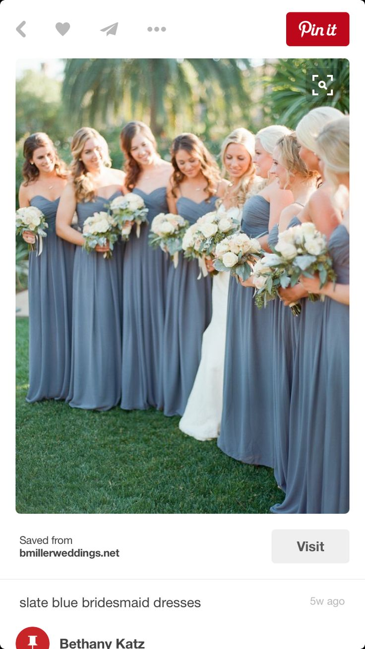 103 best Wedding Dresses images on Pinterest | Weddings, Bridesmaids ...