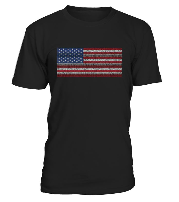 Best American Pi Math Flag front Shirt  Funny Math T-shirt, Best Math T-shirt