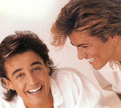 Wham! was an English musical duo formed by George Michael and Andrew Ridgeley in the early 1980s.
