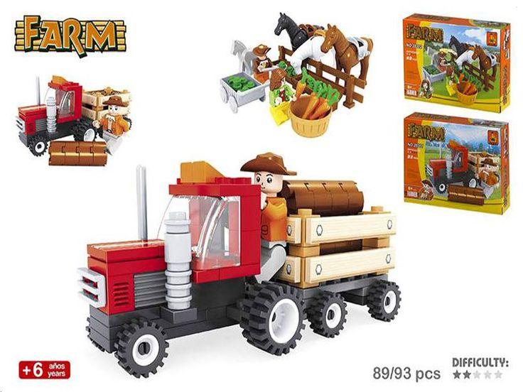 #juguetes #juguetestractor https://www.catayhome.es/categoria/juguetes/