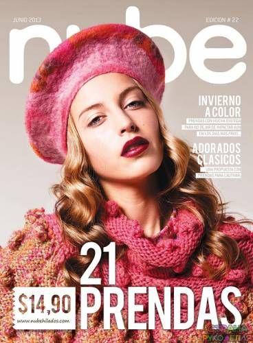 Nube numarul 22 2013 - Revistele neruse - Reviste pe brodată - meșteșuguri țară