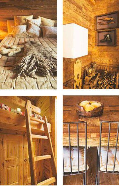 Oltre 25 fantastiche idee su interni di baita su pinterest for Casa in stile baita