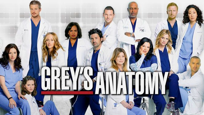 Grey's Anatomy...                                                                                                                                                                                 Plus