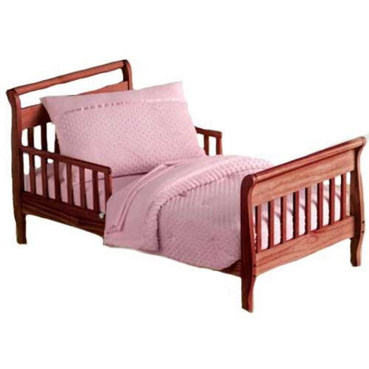 Heavenly Soft 4 Piece Toddler Bedding Set