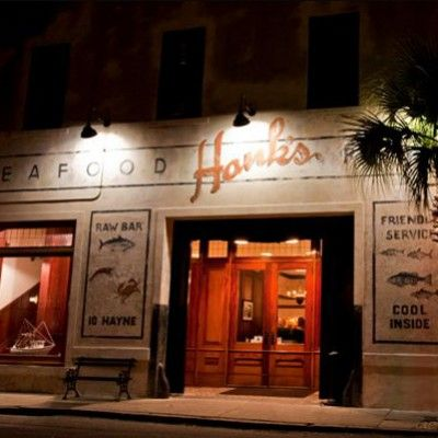 Hank's Seafood Restaurant - Seafood. Absolutely, hands-down the best seafood in Charleston. Don't fall for the touristy seafood companies that promise the best ( I promise they aren't). Save time and eat here. Don't forget to try the She-Crab soup. Best in Charleston!