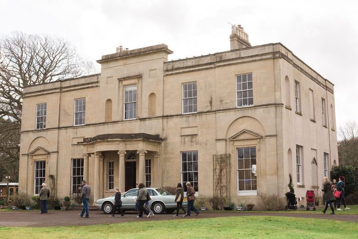 Backwell House Wedding Venue Bristol ©Becky Male Photography