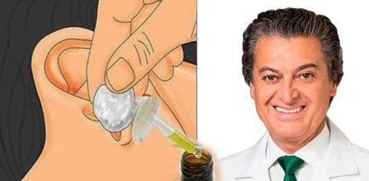 Доктор рекомендует: просто закапайте этим средством уши и вы не заболеете гриппом или простудой!