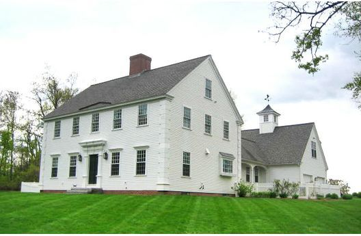 17 Best Images About Saltbox Colonial Houses On