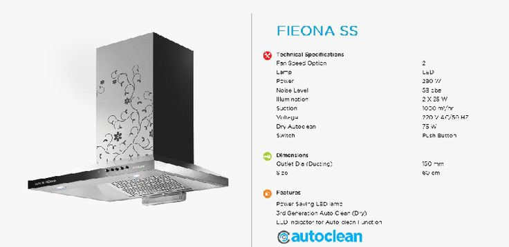 Fieona ss..Autoclean chimney