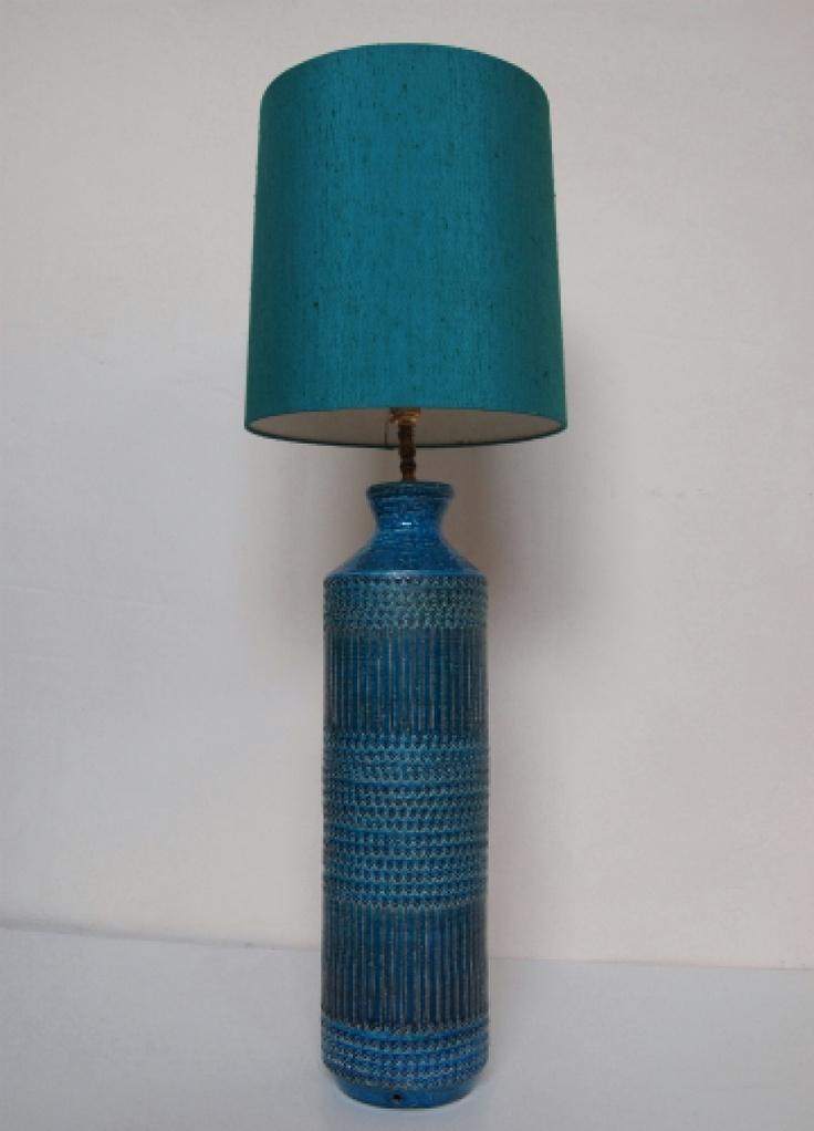 Bitossi Rimini Blu Lamp