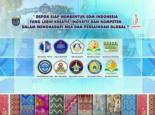 SMK Media Kreatif in Action #multimedia #design #animasi #grafis #epitech #pameran #bandung #depok #jakarta #smkbisa #ayosmk #kejuruan #kompetensi #keahlian