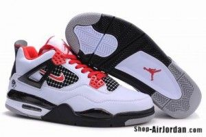 Welcome to Nike Shoes UK Shop! Here We Offer You Great Deals for Wide Selection of Premium Quality Nike Shoes. Find Nike Air Jordan 4 IV Mens Shoes White Red Black Training at Our Factory Store Online UK with Preferred Prices.
