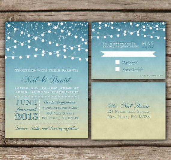 Hoi! Ik heb een geweldige listing gevonden op Etsy https://www.etsy.com/nl/listing/201833994/sunset-wedding-invitation-rsvp-printed