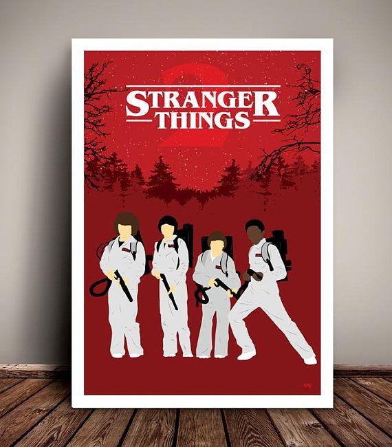Stranger Things 2 // 'Ghostbusters' // Minimalist TV