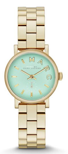 #MarcJacobs watch in #mint http://rstyle.me/~1Nuxd