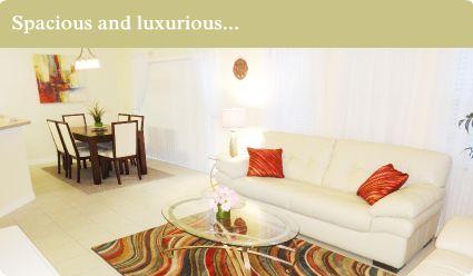 Luxury vacation home rentals