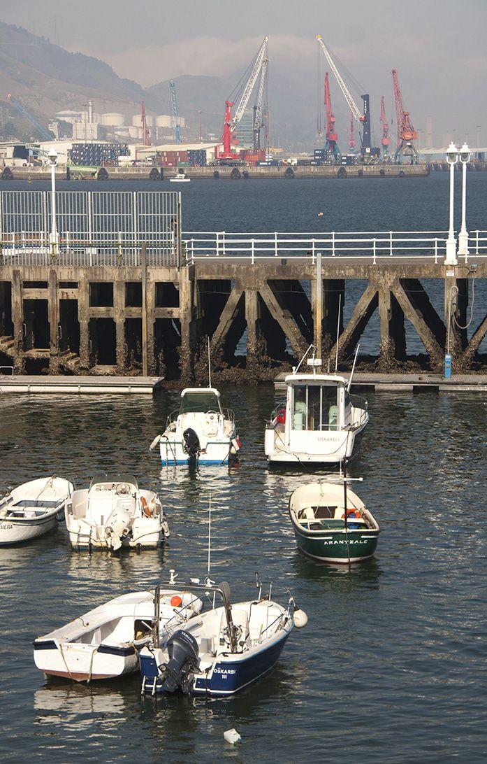 Pier of Las Arenas (Getxo)