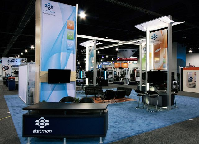 Exhibition Stand Technology : Best technology and software exhibition stand designs