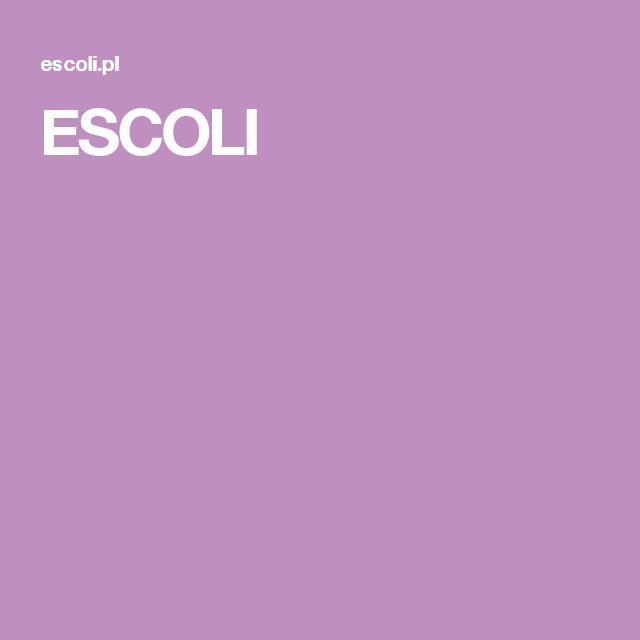 ESCOLI