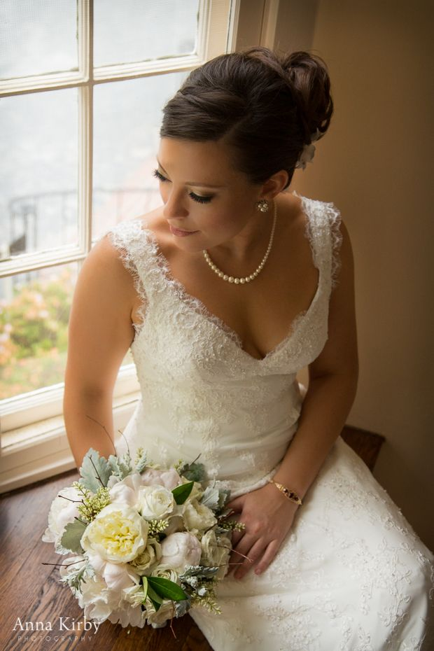 Romantic Wedding At The Weymouth Center In Pintehurst NC