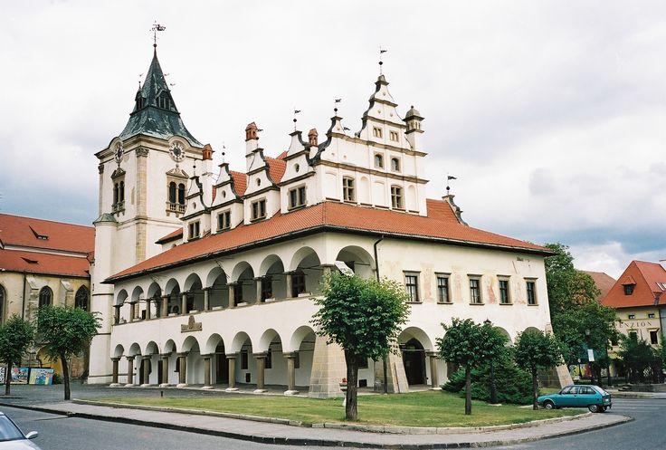 Levoca Slovakia   Vacationing in Slovakia