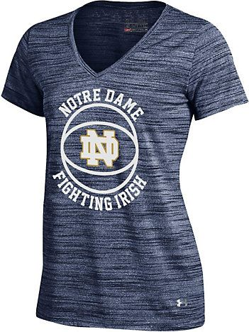 def73a40204a University of Notre Dame Women s Nu Tech T-Shirt