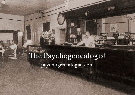 Come meet blogger Steven J. Hanley of The Psychogenealogist blog as interviewed by Jana Last at GeneaBloggers! #genealogy
