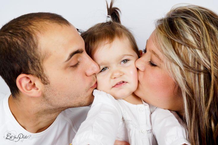 Julya et ses parents - Et Ma Photo ?