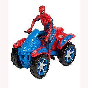 Spiderman Quad Forest Vehicle is a jigsaw flash puzzle game. There are two game modes to play; time mode and free mode. Time mode, as well as free mode, has three difficulties; easy, medium and hard. In time mode, you can race against the clock to set the best time you possibly can. In free mode there is no time limit so you can have a leisurely experience.
