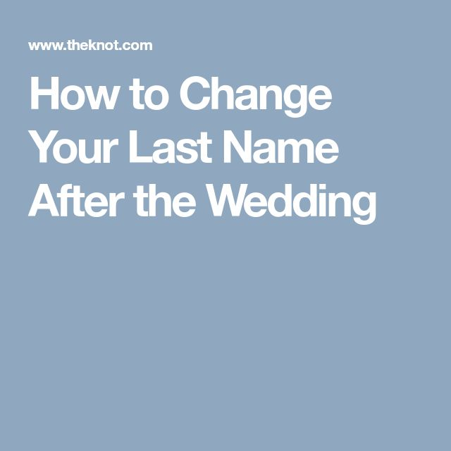 Best  Wedding Name Change Ideas On   Marriage Name