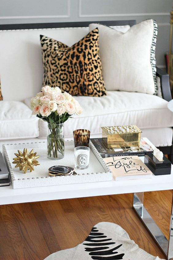 Walk On The Wild Side With Animal Print Interiors. A Leopard Print Cushion  Or Rug Can Add A Daring And Glamorous Edge To An Interior. Part 83