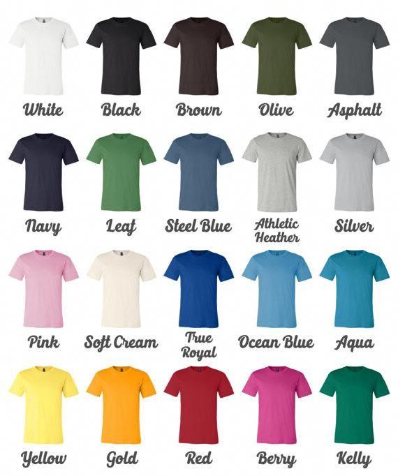74c7b7df Donut T-Shirt, Unisex Graphic T Shirt, Women's T Shirt, Men's T Shirt,  available in 20 colors - Pixe #MensT-shirts