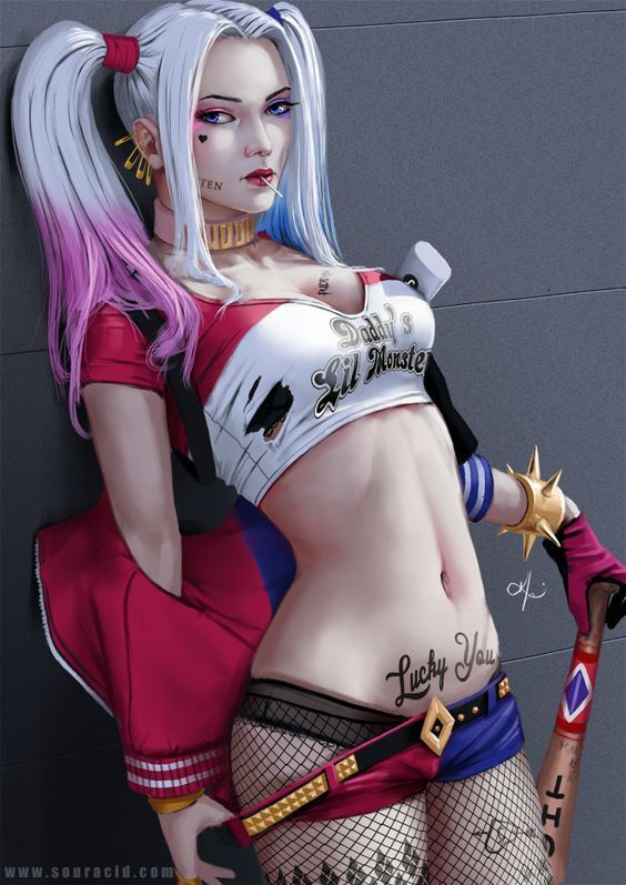 Hentai Harley Quinn