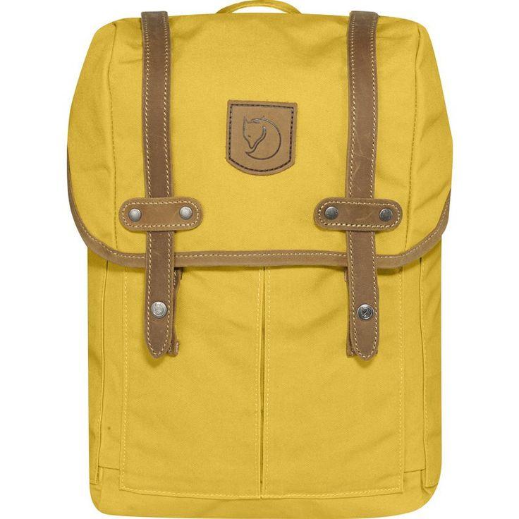 Fjällräven Rucksack No. 21 Mini Backpack   Ochre