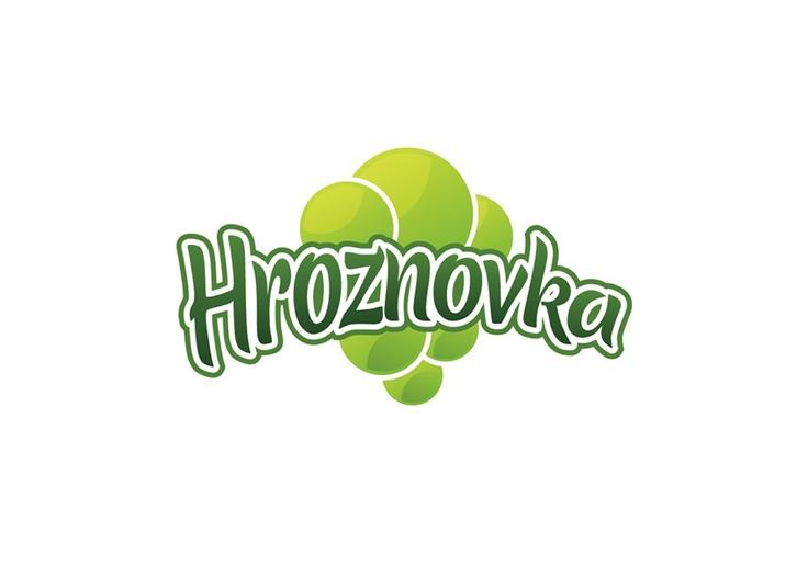 Logo for grape drink Hroznovka